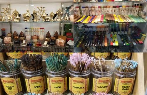 incense springfield il
