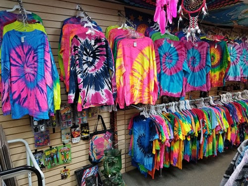 tye dye t-shirts springfield illinois