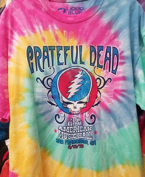 grateful dead clothing springfield illinois