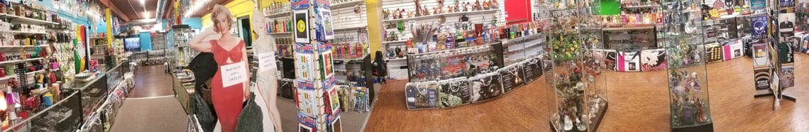 collectible store springfield il