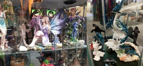 fairy statues springfield il